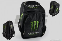 Рюкзак MONSTER ENERGY (mod-B-2), (Китай), Черный