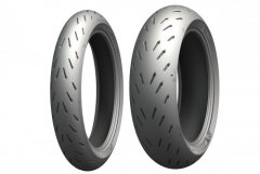 Комплект покрышек MICHELIN POWER RS 120/60 ZR17 55W TL + POWER RS 180/55 ZR17 73W TL