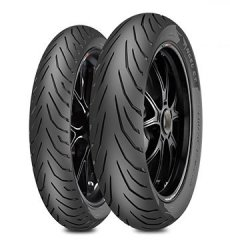 Комплект покрышек Pirelli ANGEL CITY 100/80-17 52S TL + ANGEL CITY 130/70-17 62S TL