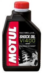 Масло Motul SHOCK OIL FACTORY LINE SAE VI 400 1л.