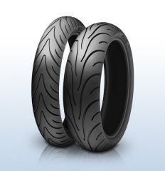 Комплект покрышек MICHELIN PILOT ROAD 2 120/70 ZR17 58W TL + PILOT ROAD 2 180/55 ZR17 73W TL
