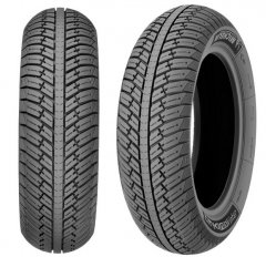 Покрышка Michelin CITY GRIP WINTER 140/70 -14 68S TL [DOT 04-2019]
