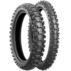 Покрышка Bridgestone Battlecross X20 110/100 -18 64M TT
