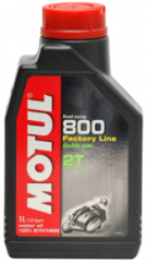 Масло Motul 800 2T FL ROAD RACING 1л.