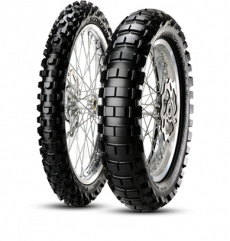 Комплект покрышек Pirelli SCORPION RALLY 110/80-19 59R TL + SCORPION RALLY 150/70-17 69R TL