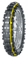 Покрышка MITAS EF-07 SUPER 120/90-18 (71R) TT R yellow