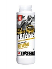 Масло IPONE FULL POWER KATANA cинтетическое 10W-50, 1л