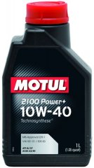 Масло Motul 2100 POWER+ SAE 10W40