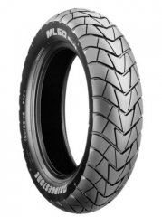 Покрышка Bridgestone Molas ML50 110/80 -10 58J TL
