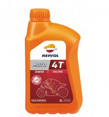 Масло REPSOL Racing 4T 10W50