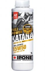 Масло IPONE Full Power Katana 15W50 1л