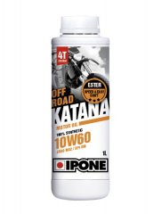 Масло IPONE KATANA OFF ROAD cинтетическое 10W-60, 1л