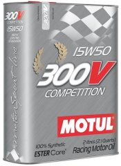 Масло Motul 300V COMPETITION SAE 15W50