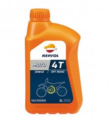 Масло REPSOL Off Road 4T 10W40