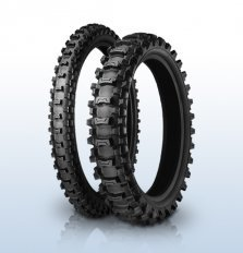 Покрышка Michelin STARCROSS MS3 70/100 -17 40M TT