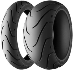 Покрышка Michelin Scorcher Sport 180/55 R17 73W TL