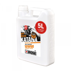 Масло Ipone KATANA OFF ROAD 10W40 4л+1л