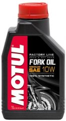 Масло Motul FORK OIL MEDIUM FACTORY LINE SAE 10W 1л.