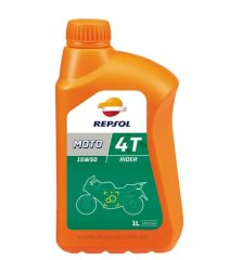 Масло REPSOL Rider 4T 15W50